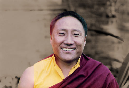 Dorzong Rinpoche